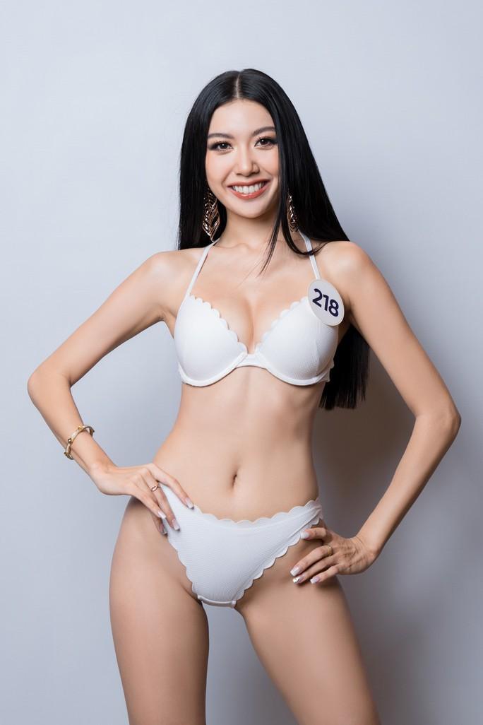 Hé lộ loạt bikini đầu tiên của mùa Hoa hậu Hoàn vũ 2019 - Ảnh 1.
