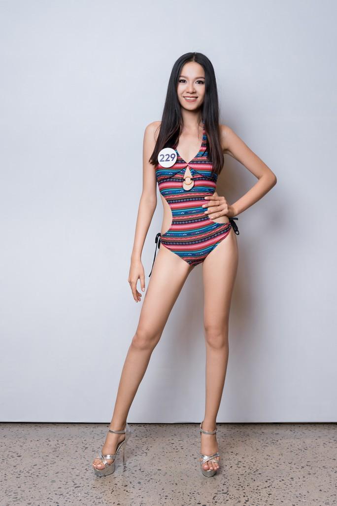 Hé lộ loạt bikini đầu tiên của mùa Hoa hậu Hoàn vũ 2019 - Ảnh 11.