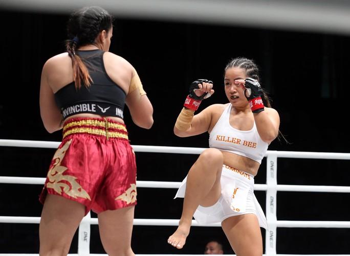 Nguyễn Trần Duy Nhất cám ơn vợ sau chiến thắng đầu tay tại ONE Championship 2019 - Ảnh 4.