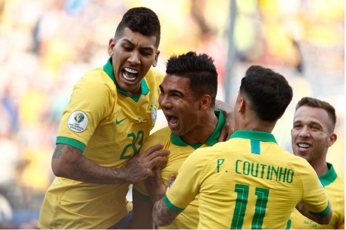 Neymar tái xuất và ghi bàn, Brazil hòa thót tim Colombia - Ảnh 4.