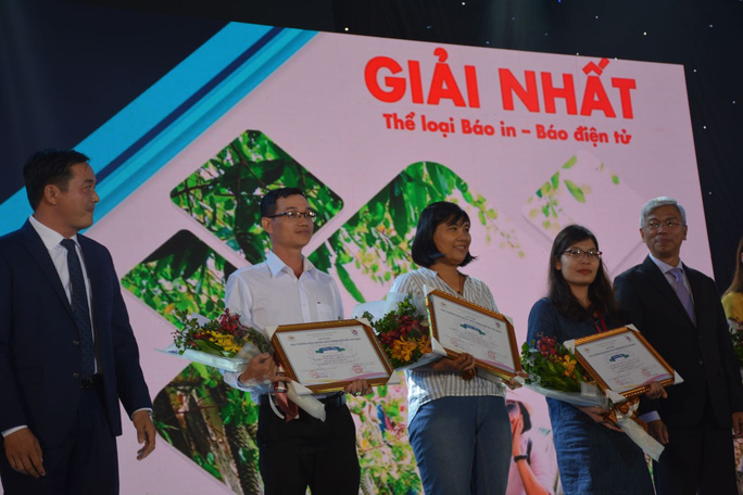 Báo Người Lao Động đạt giải báo chí về du lịch TP HCM - Ảnh 1.