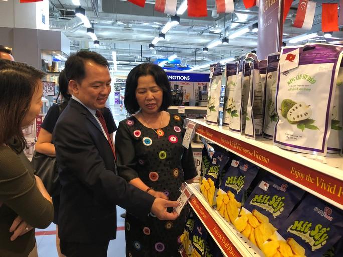 Cần có chuẩn chung cho hàng hóa ASEAN - Ảnh 1.