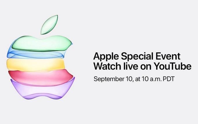 Sự kiện ra mắt iPhone 11 Pro sẽ được Apple phát trực tiếp trên YouTube - Ảnh 1.