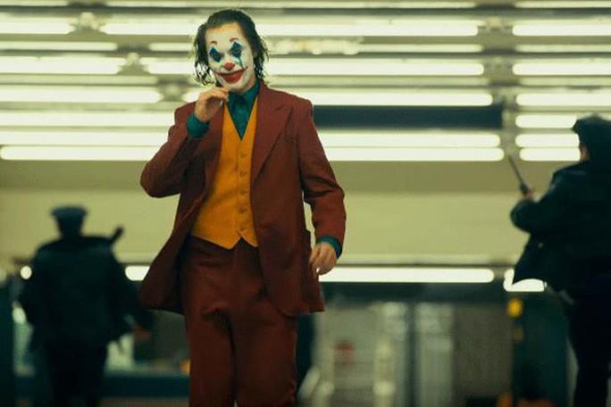 Phim Joker thắng Sư tử vàng tại LHP Venice 2019 - Ảnh 1.