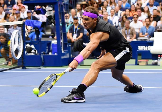 Nadal giành Grand Slam thứ 19 khi vô địch US Open 2019 - Ảnh 4.