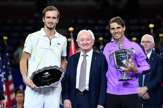 Nadal giành Grand Slam thứ 19 khi vô địch US Open 2019 - Ảnh 6.