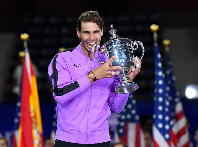 Nadal giành Grand Slam thứ 19 khi vô địch US Open 2019 - Ảnh 7.