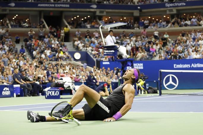 Nadal giành Grand Slam thứ 19 khi vô địch US Open 2019 - Ảnh 5.
