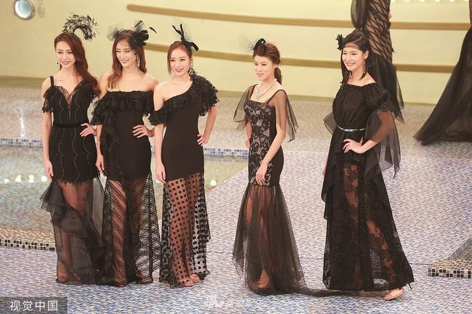 Tiểu Quách Khả Doanh đăng quang Hoa hậu Hồng Kông 2019 - Ảnh 8.
