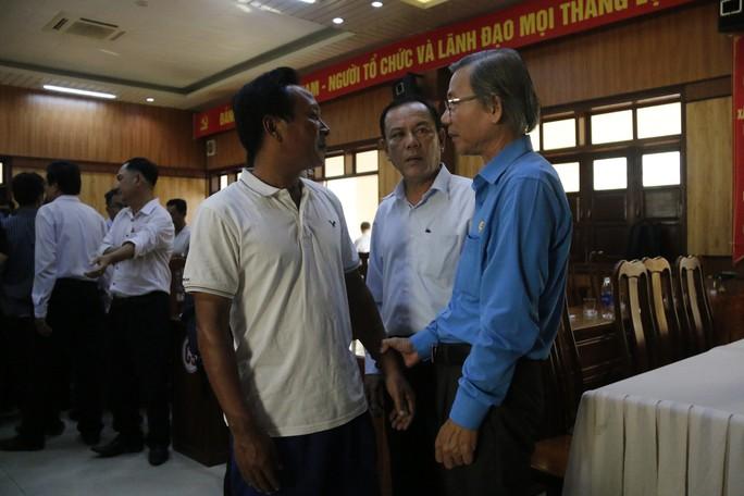 41 ngư dân Quảng Nam trở về từ cõi chết - Ảnh 10.