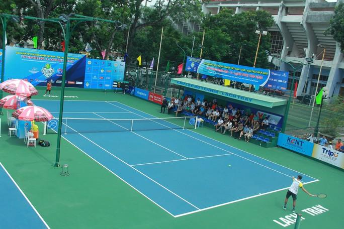 Lý Hoàng Nam đấu VTF Masters 500 lần 3 trong màu áo mới - Ảnh 2.