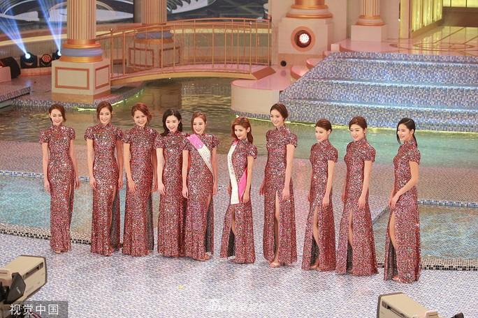 Tiểu Quách Khả Doanh đăng quang Hoa hậu Hồng Kông 2019 - Ảnh 7.