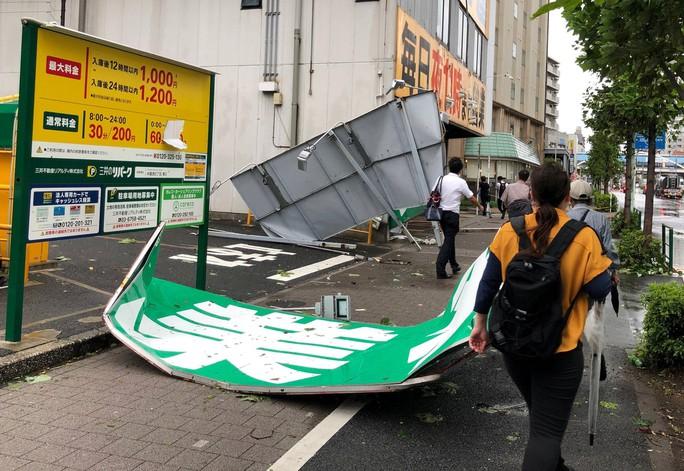 Hai bão lớn tấn công Nhật Bản, bán đảo Triều Tiên - Ảnh 2.