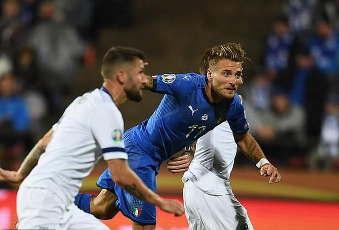 Thắng chung kết bảng, tuyển Ý chạm tay vào tấm vé dự EURO 2020 - Ảnh 5.