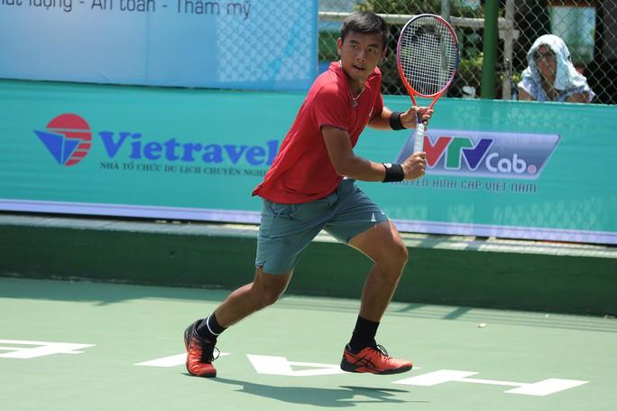 Lý Hoàng Nam đấu VTF Masters 500 lần 3 trong màu áo mới - Ảnh 4.