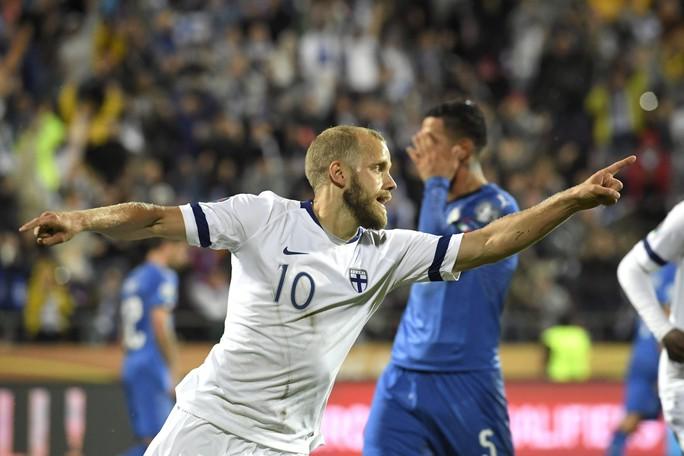 Thắng chung kết bảng, tuyển Ý chạm tay vào tấm vé dự EURO 2020 - Ảnh 4.