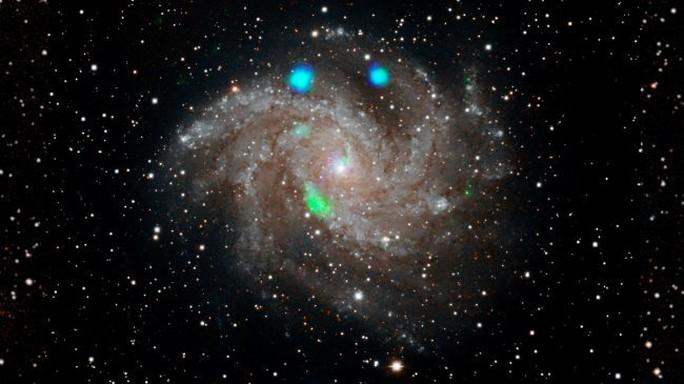 NASA bắt được tia X bí ẩn: từ quái thú mạnh nhất vũ trụ? - Ảnh 1.