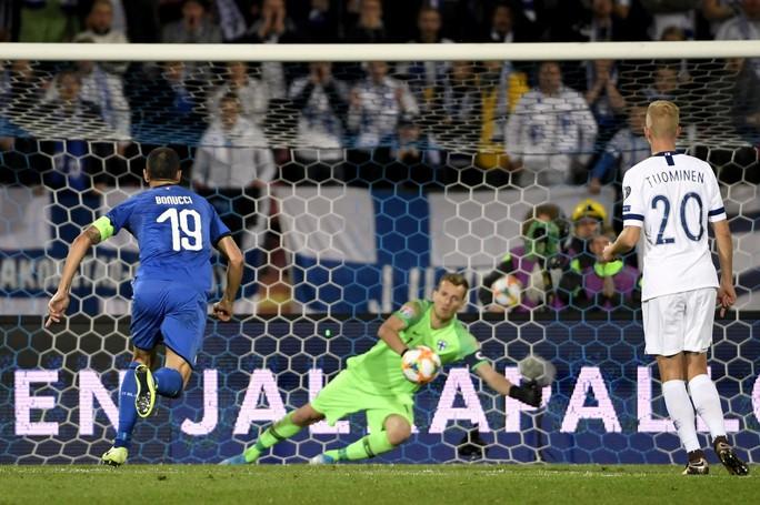 Thắng chung kết bảng, tuyển Ý chạm tay vào tấm vé dự EURO 2020 - Ảnh 3.