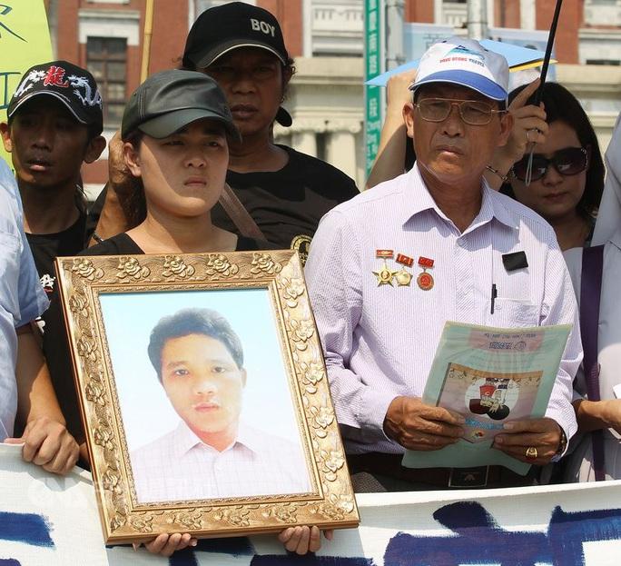 Cảnh sát Đài Loan bắn chết lao động Việt lãnh án - Ảnh 3.