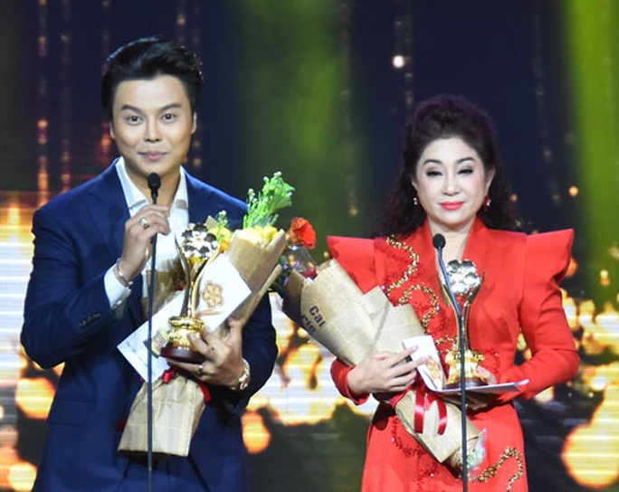 Nghệ sĩ đoạt Giải Mai Vàng bày tỏ: Hạnh phúc dâng trào - Ảnh 3.