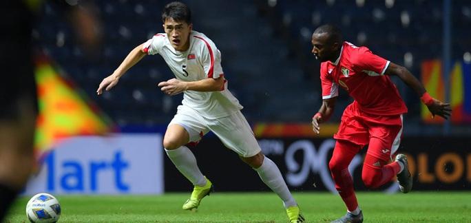 U23 Jordan gây áp lực lên Việt Nam sau khi giành 3 điểm, vươn ngôi đầu bảng D - Ảnh 6.
