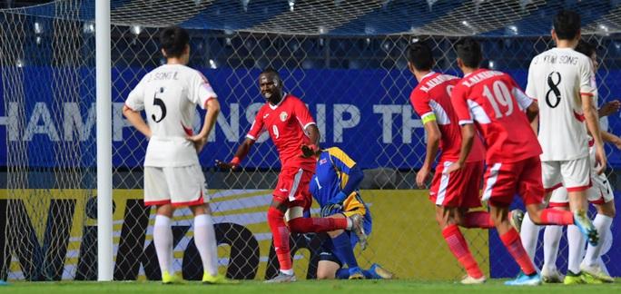 U23 Jordan gây áp lực lên Việt Nam sau khi giành 3 điểm, vươn ngôi đầu bảng D - Ảnh 4.