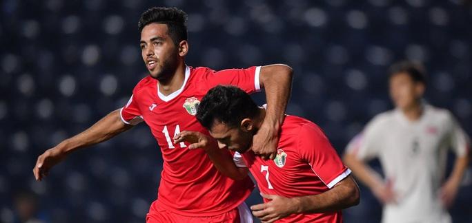 U23 Jordan gây áp lực lên Việt Nam sau khi giành 3 điểm, vươn ngôi đầu bảng D - Ảnh 5.