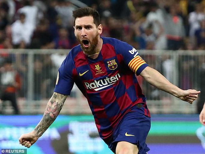 Lionel Messi: Thâu tóm vinh quang sân cỏ 2019 - Ảnh 7.
