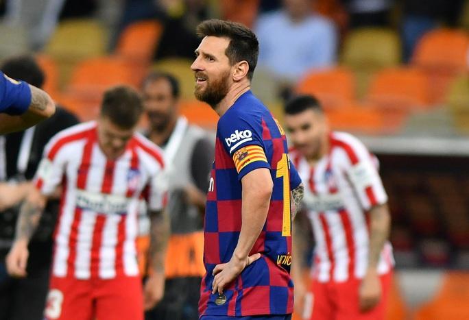 Barcelona sa thải HLV Valverde, La Liga sốc nặng - Ảnh 8.