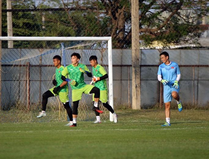 Đội hình xuất phát U23 Việt Nam gặp UAE tối nay: Sẽ có bất ngờ ở đường biên? - Ảnh 3.