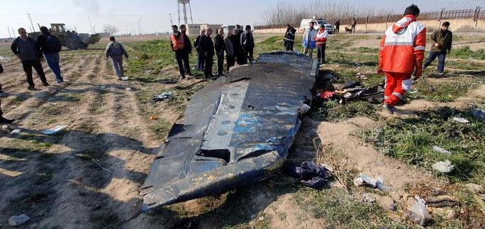 Iran thừa nhận bắn rơi máy bay Ukraine khiến 176 người thiệt mạng - Ảnh 1.