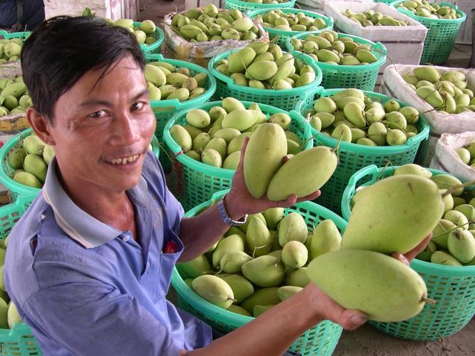 Nguyên Thứ trưởng Bộ Ngoại giao Phạm Quang Vinh: Tăng tốc thương mại thần kỳ - Ảnh 2.