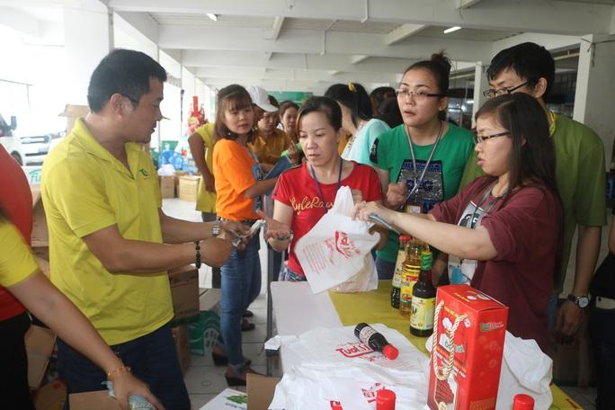 Công nhân Công ty TNHH Pou Yuen vui xuân - Ảnh 5.