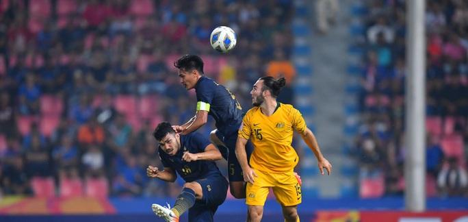 U23 Thái Lan bị U23 Úc phá tan giấc mộng lịch sử - Ảnh 2.