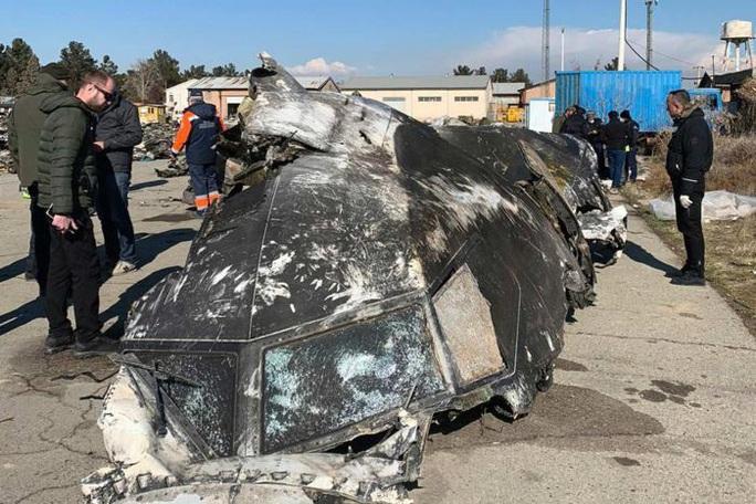 """Tên lửa Iran bắn phi công máy bay Ukraine """"chết ngay lập tức"""" - Ảnh 1."""
