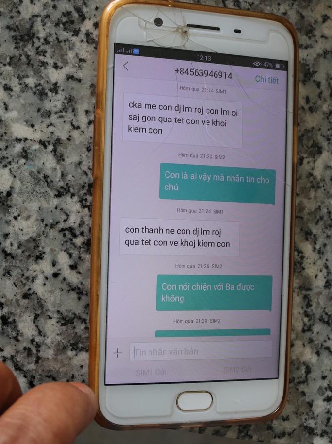 Nữ sinh lớp 12 mất tích bí ẩn kèm tin nhắn đi làm ở Sài Gòn - Ảnh 2.
