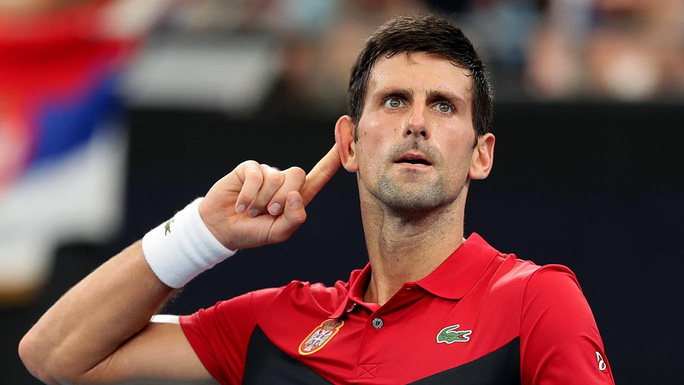 Djokovic đánh bại Nadal, tuyển Serbia vô địch ATP Cup 2020 - Ảnh 3.
