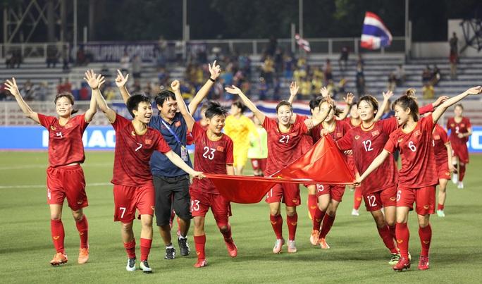 Chưa nhận đủ tiền thưởng SEA Games 30, tuyển nữ Việt Nam còn bị xù thưởng - Ảnh 1.