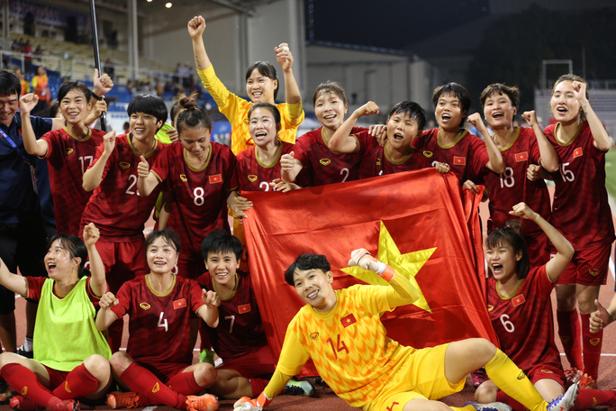 Chưa nhận đủ tiền thưởng SEA Games 30, tuyển nữ Việt Nam còn bị xù thưởng - Ảnh 2.