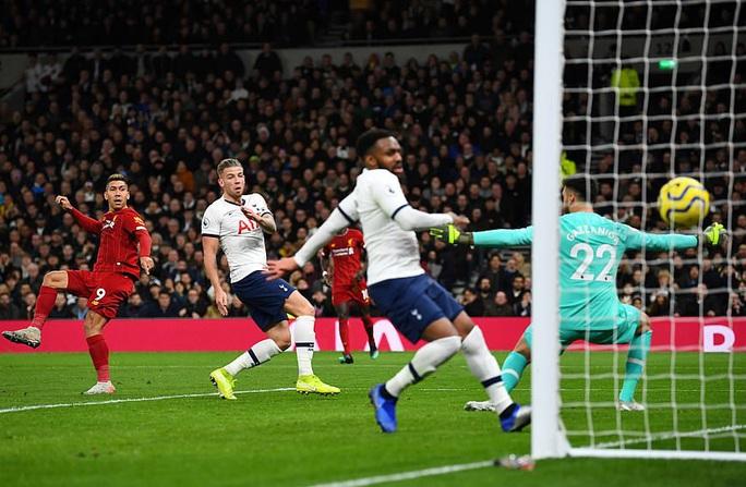 Hạ chủ nhà Tottenham, Liverpool chạm tay vào lịch sử - Ảnh 4.