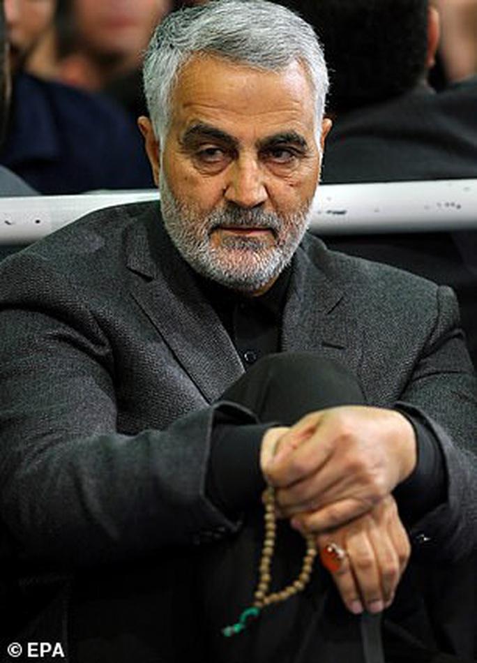 Báo Mỹ hé lộ toàn bộ kế hoạch 18 tháng ám sát tướng Soleimani  - Ảnh 1.