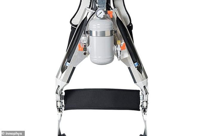 Bộ xương robot giúp kéo dài tuổi lao động - Ảnh 3.