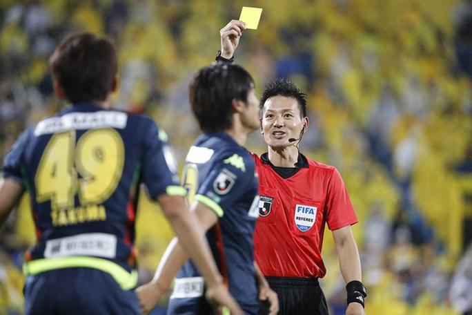Trọng tài V-League thổi chính trận U23 Việt Nam gặp Jordan - Ảnh 1.
