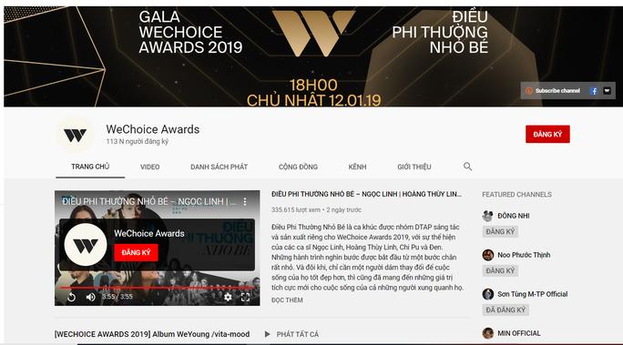 Trực tiếp WeChoice Awards 2019: Cách nắm bắt mọi khoảnh khắc bùng cháy - Ảnh 1.