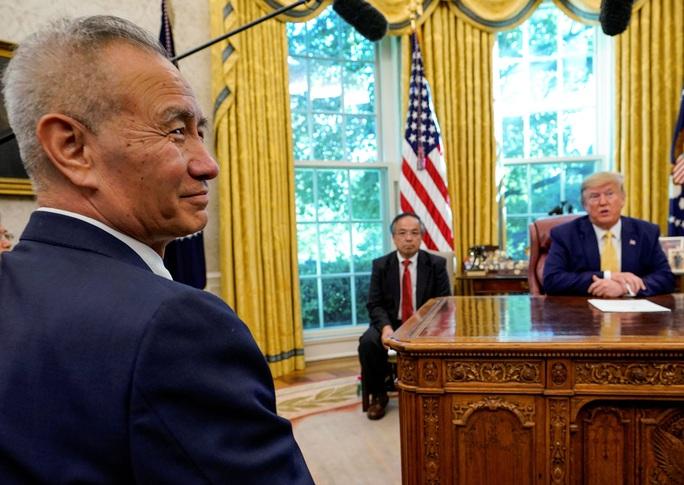 Mỹ - Trung nối lại đối thoại kinh tế toàn diện - Ảnh 1.
