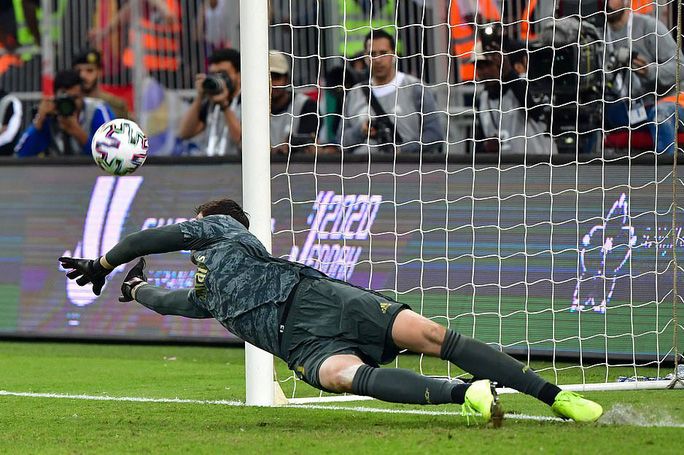 Thắng luân lưu nghẹt thở, Real Madrid đoạt Siêu cúp Tây Ban Nha - Ảnh 7.