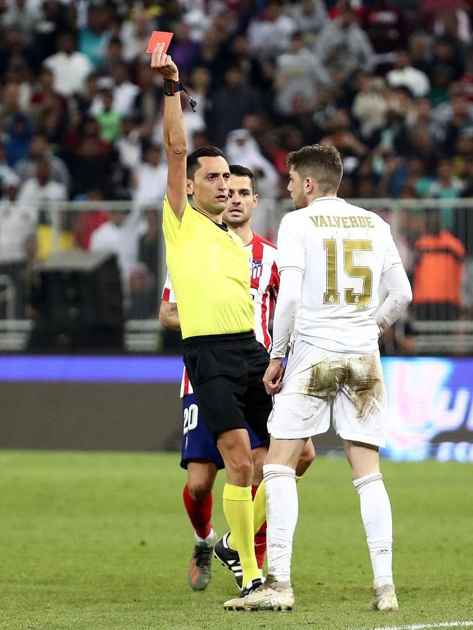 Thắng luân lưu nghẹt thở, Real Madrid đoạt Siêu cúp Tây Ban Nha - Ảnh 6.