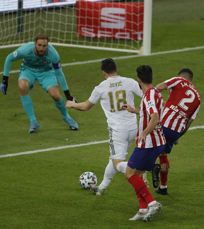 Thắng luân lưu nghẹt thở, Real Madrid đoạt Siêu cúp Tây Ban Nha - Ảnh 4.