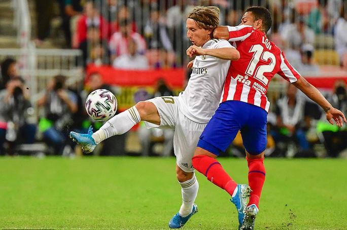 Thắng luân lưu nghẹt thở, Real Madrid đoạt Siêu cúp Tây Ban Nha - Ảnh 2.