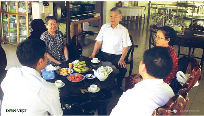 Nguyên Chủ tịch nước Nguyễn Minh Triết: Bây giờ cần nhắc bài học gần dân - Ảnh 1.